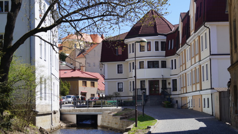 Dům s pečovatelskou službou Soukenická 158