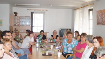 Vzdělávání pracovníků v sociálních službách