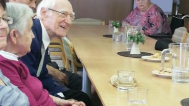 Třetí setkání klientů se starostou města Chrudim