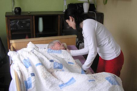 Kikré - domácí zdravotní péče