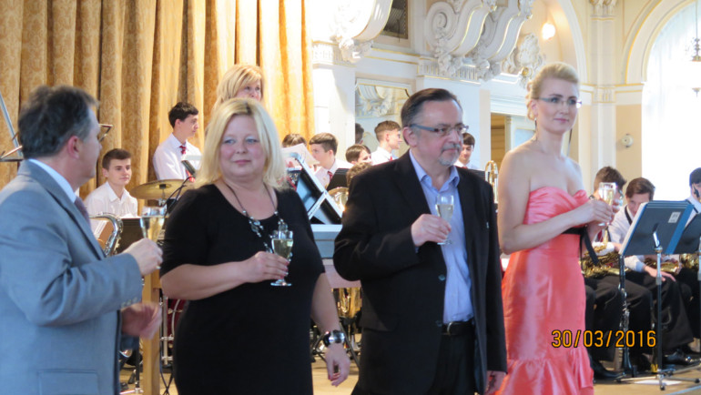 Ples seniorů 2016
