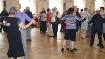 17. ples seniorů vChrudimi